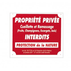 protection de la nature alu
