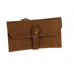 Pochette croupon cuir country