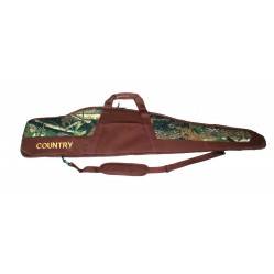 fourreau fusil camo brown country