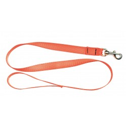 laisse sangle nylon fluo
