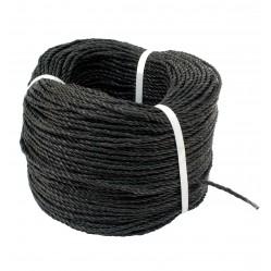 Cordeau noir nylon - Europ'arm