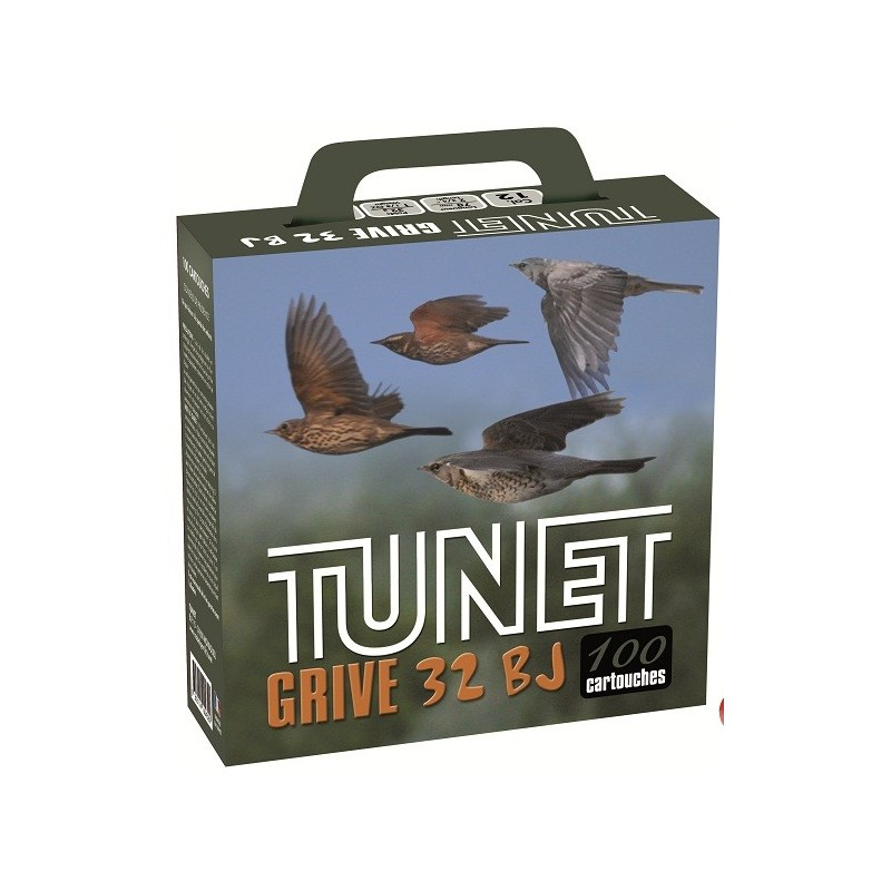 TUNET Grive 32  BJ