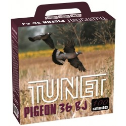 TUNET Pigeon 36 BJ