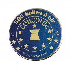 Balles à air Concorde