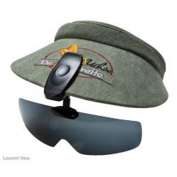 Ecran JMC polarisant casquette