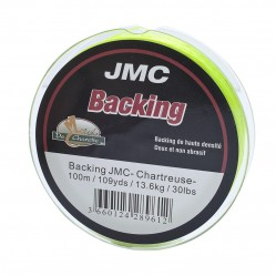 Backing chartreuse - JMC