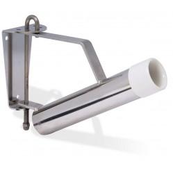 Porte-canne tangon orientable GM