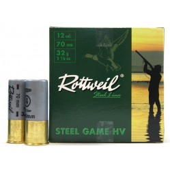 Rottweil Steel game HV