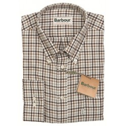 Chemise Kennelworth brown Barbour
